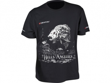 T-Shirt Hells Anglers Karpfen
